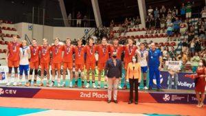 Сестрорецкие спортсмены завоевали серебряные медали чемпионата Европы