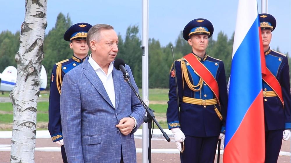 Авиационный фестиваль «Небо России» прошел на аэродроме «Горская»