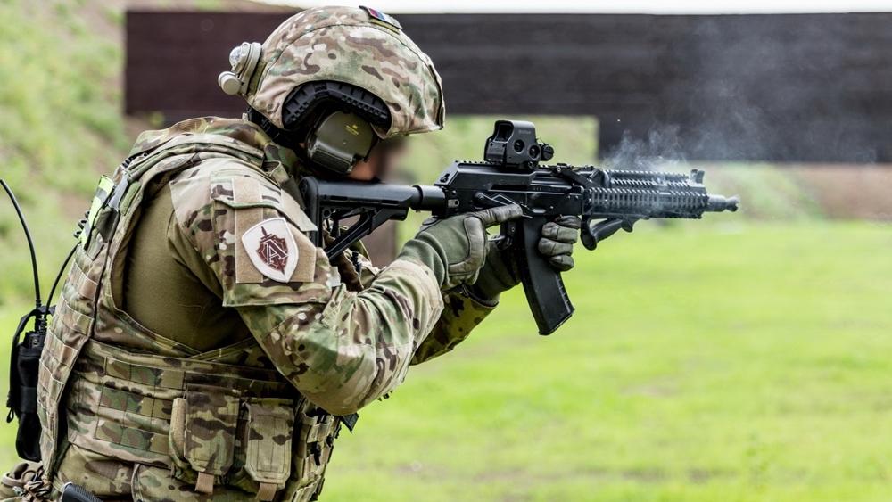 В Курортном районе прошел стрелковый турнир офицеров групп специального назначения
