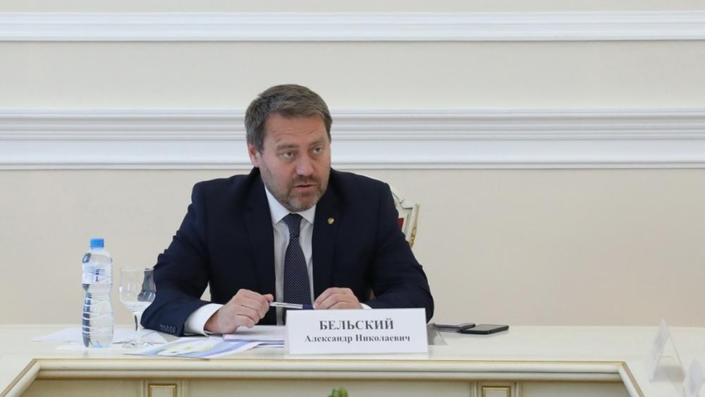 Александр Бельский избран новым председателем ЗакСа Санкт-Петербурга