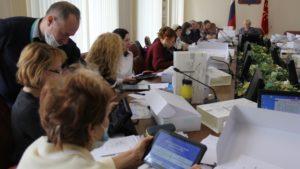 К Всероссийской переписи населения в Курортном районе прошел обучающий семинар