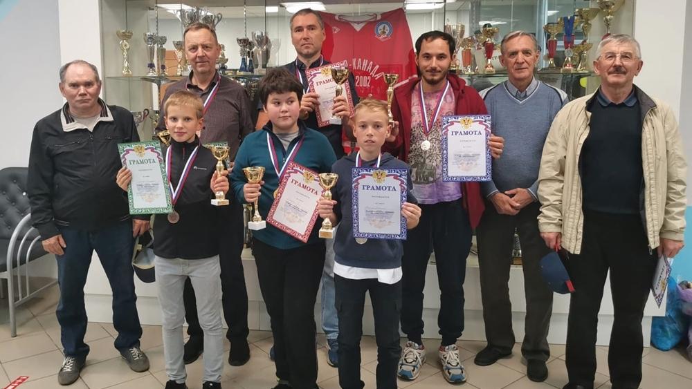 Названы победители прошедшего в Сестрорецке турнира по быстрым шахматам