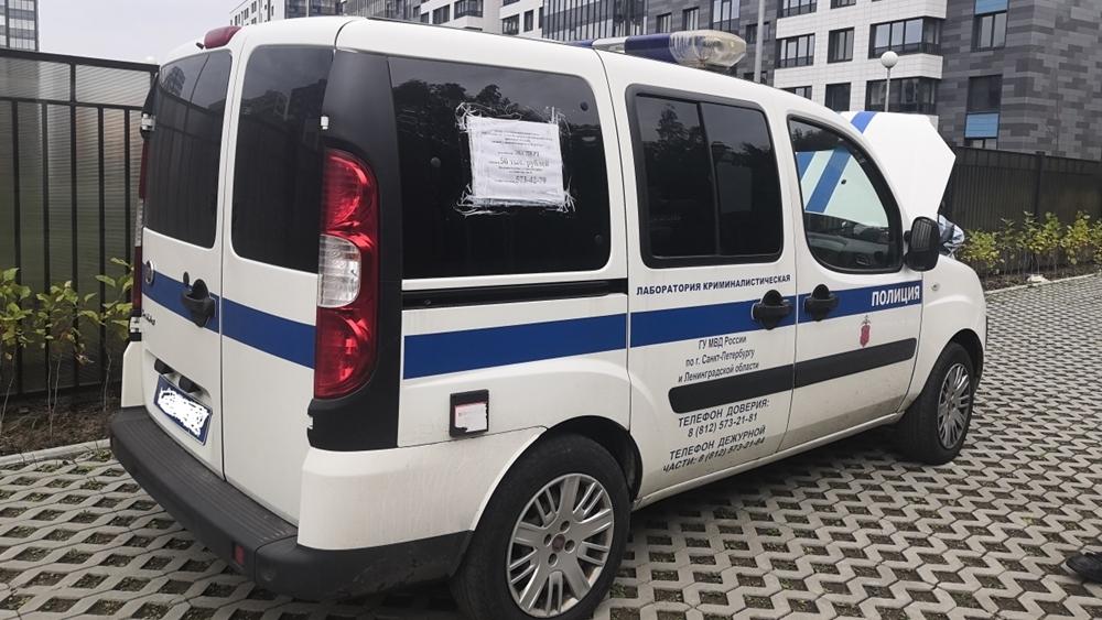 Полиция задержала подозреваемого в жестоком убийстве в Приморском районе