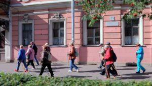 В Кронштадт на экскурсию «по-скандинавски»