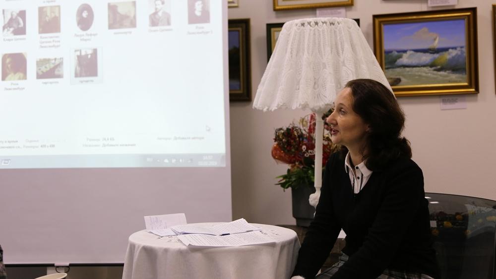 Музейный комплекс в Разливе принял участие в Международной конференции