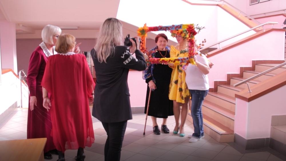 В Кронштадтском Дворце молодежи прошел концерт к Дню пожилого человека