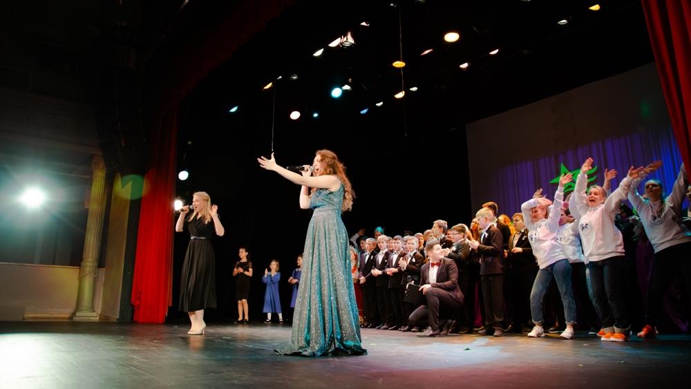 В Петербурге проходит второй тур конкурса «Приморская звезда»