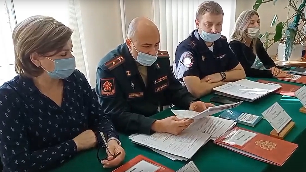 В Сестрорецке состоялось первое заседание призывной комиссии